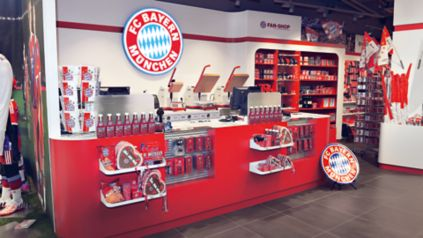 LP12 Mall of Berlin | Official FC Bayern Online Store
