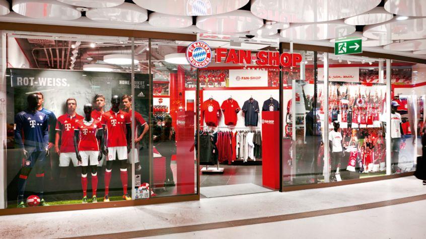Stachus Passagen Official Fc Bayern Online Store