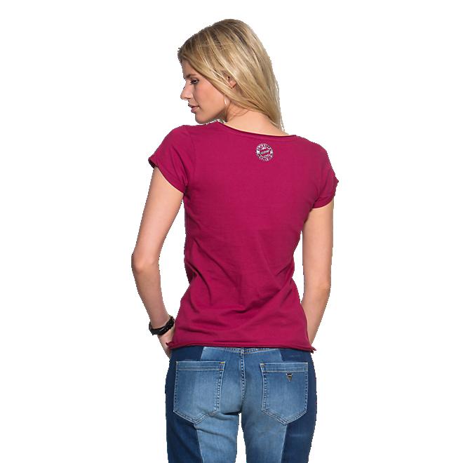 Damen T-Shirt Bayern München