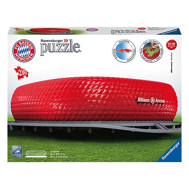 3D Puzzle Allianz Arena