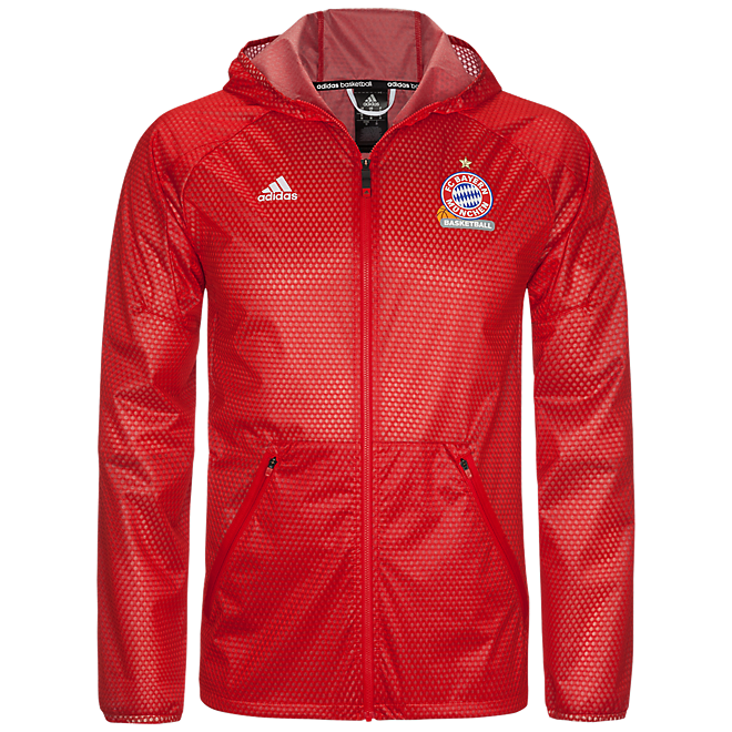 adidas Basketball Climastorm Jacket 17/18