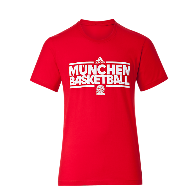 adidas Basketball Kinder T-Shirt