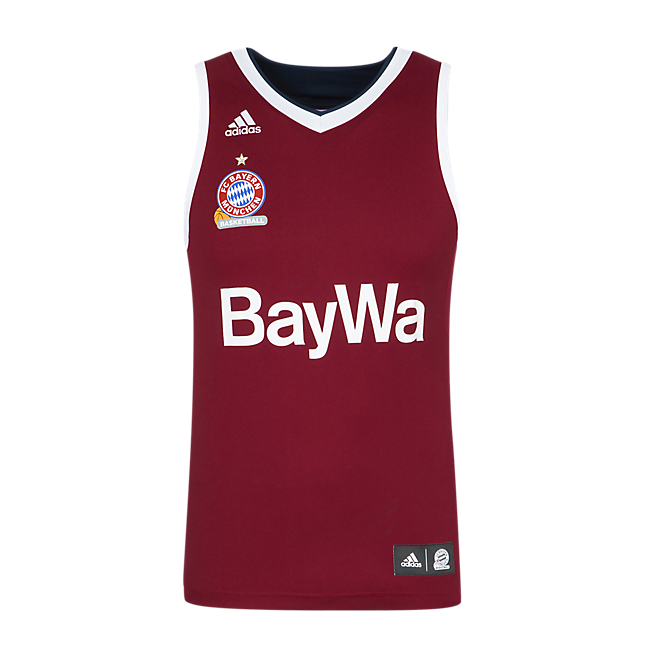 adidas Basketball Kinder-Trikot Home 17/18