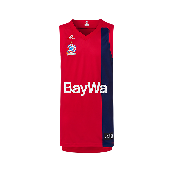 adidas Basketball Childrens Jersey Home 18/19