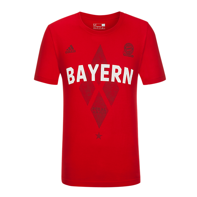 adidas Basketball T-Shirt Pokal