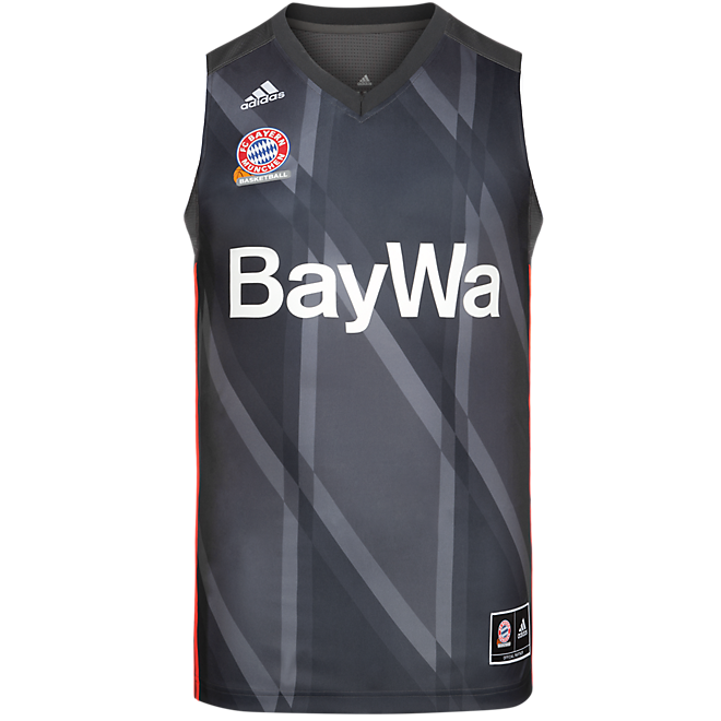 adidas Basketball Jersey Away 17/18