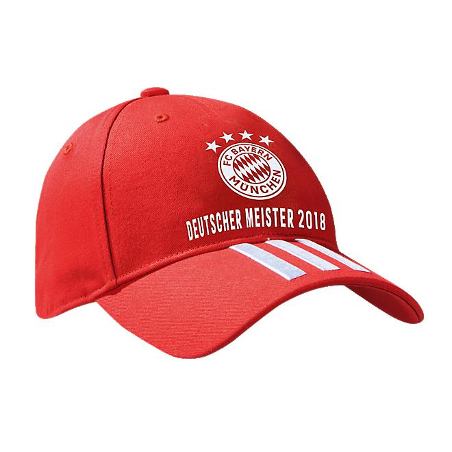adidas Cap Deutscher Meister 2018