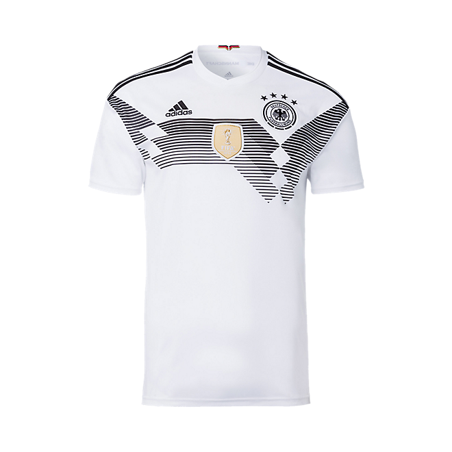 adidas Kids DFB Shirt WM 2018