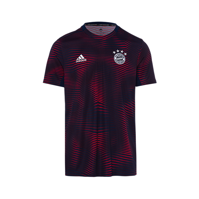 Childrens adidas Pre-Match-Shirt