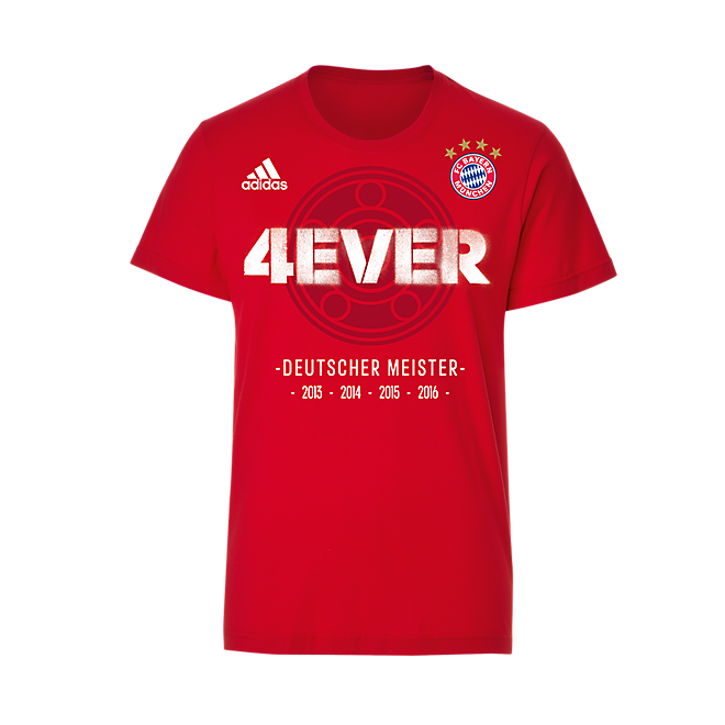 adidas T-Shirt Kids Deut. Meister 2016