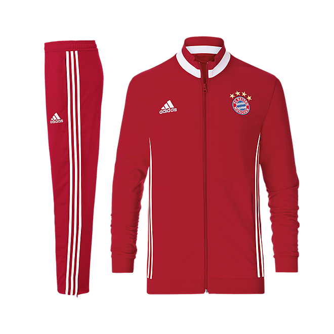 adidas kids tracksuit official fc bayern online store. Black Bedroom Furniture Sets. Home Design Ideas
