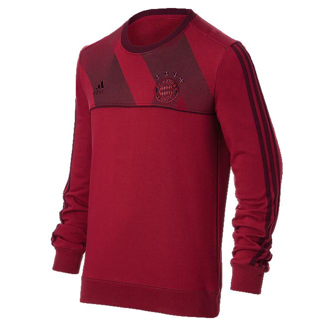 adidas Lifestyle Burgundy Sweatshirt