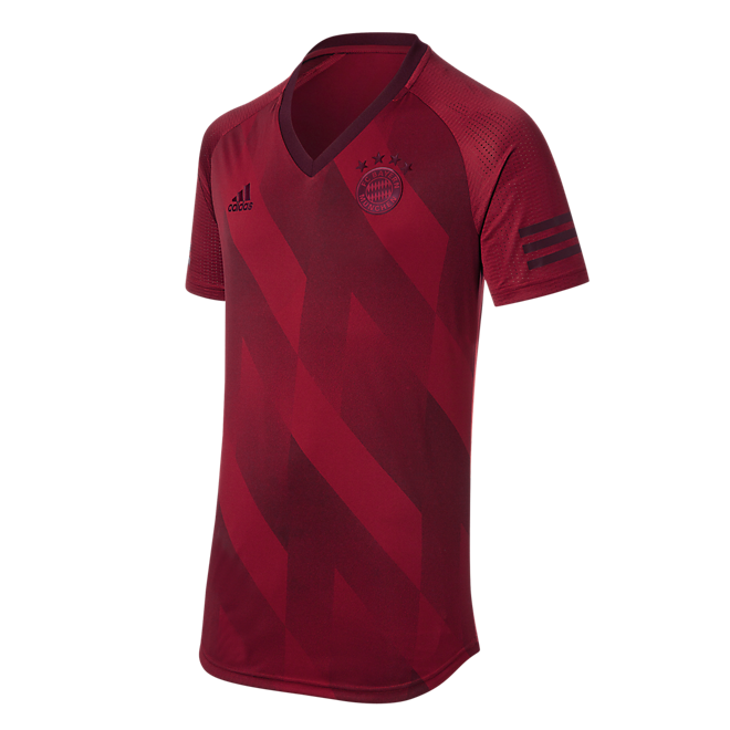 adidas Lifestyle Burgundy T-Shirt