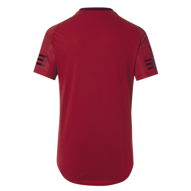 adidas Lifestyle Burgund T-Shirt