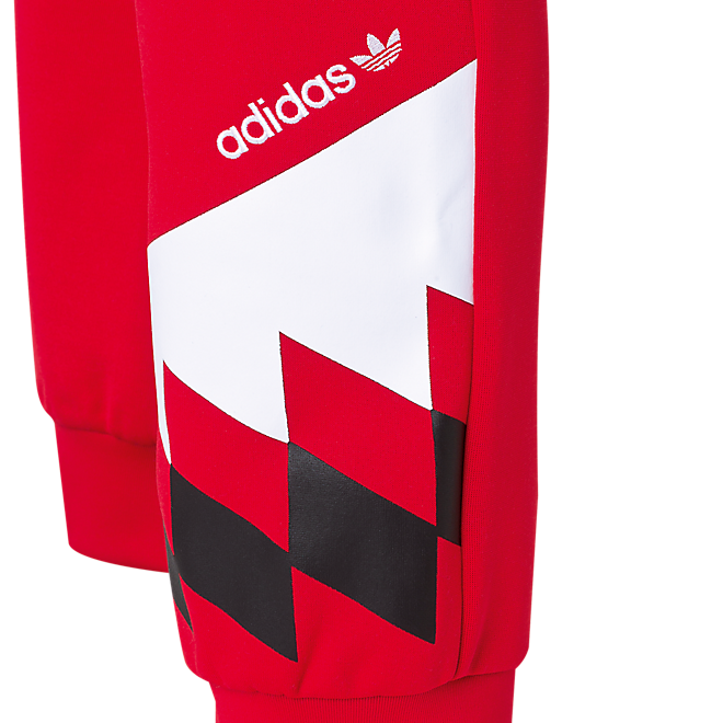 adidas Originals Sweatpant Diamond red ZK