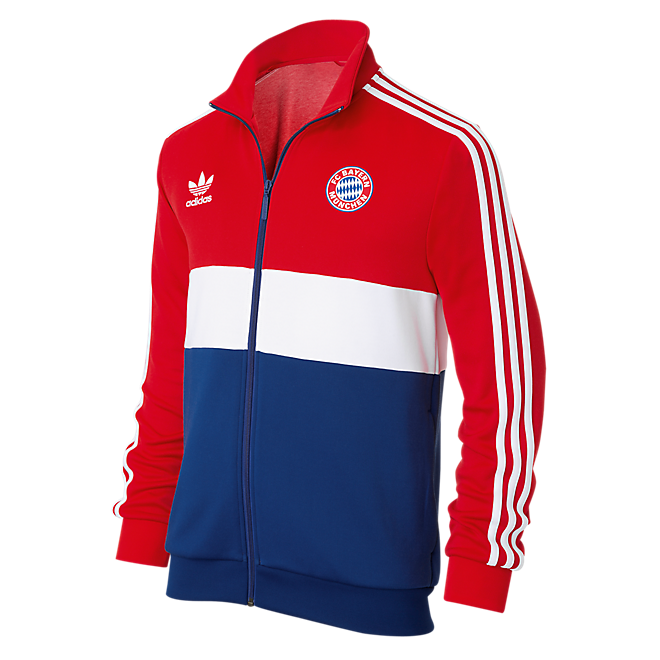 adidas Originals Track Top Block