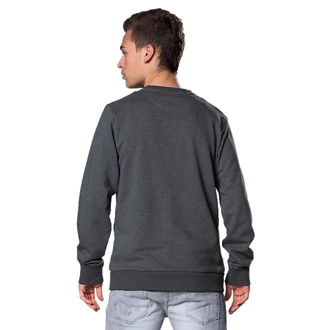 adidas Sweatshirt Black Logo Lifestyle