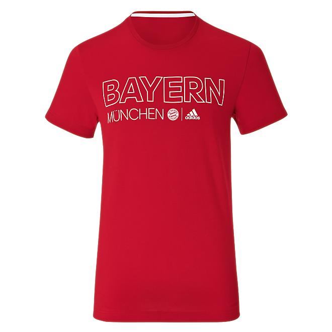 adidas T-Shirt Bayern Lifestyle