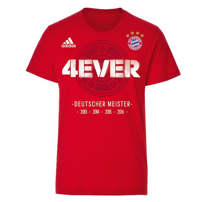 adidas T-Shirt Deutscher Meister 2016