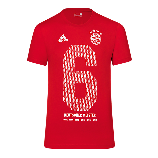 adidas T-Shirt Deutscher Meister 2018