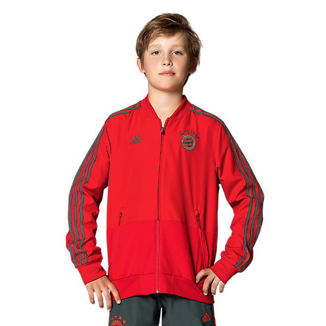adidas Teamline Children's Presentation Jacket