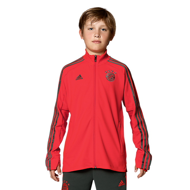 adidas Kids Teamline Training Jacket