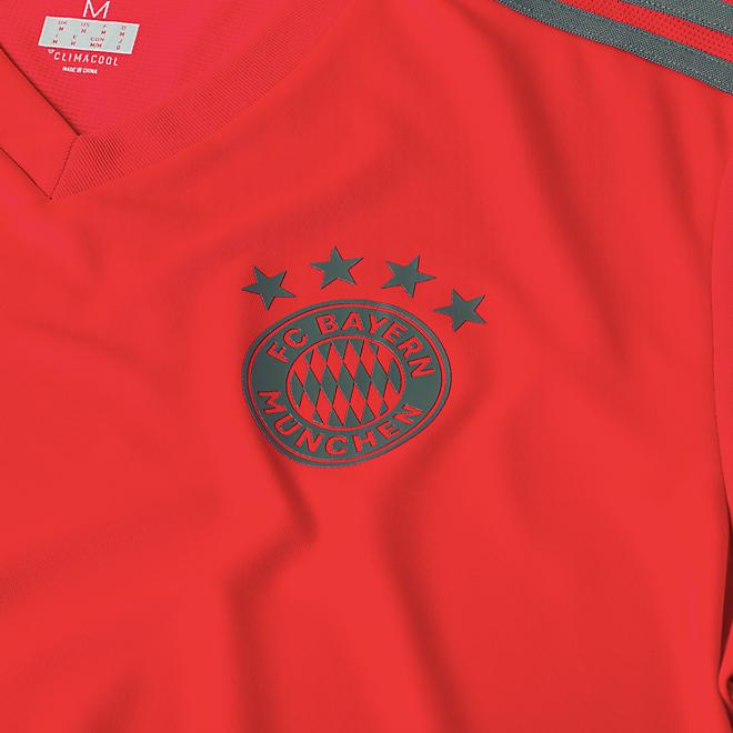 Camiseta de entrenamiento de niño adidas Teamline