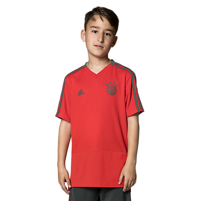 adidas Kids Teamline Training Shirt