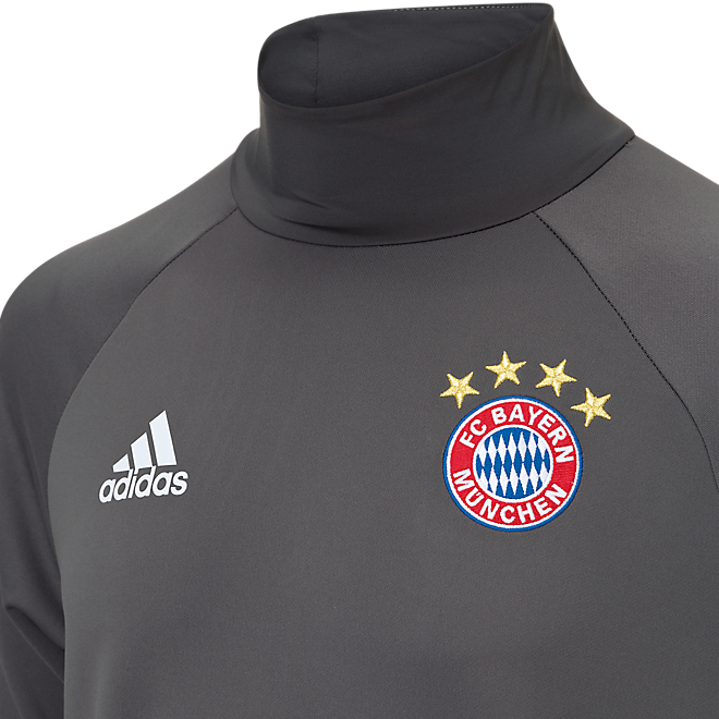 adidas Teamline Kinder Trainingstop grau