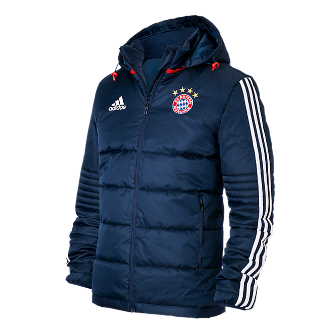 adidas Teamline Quilted Jacket