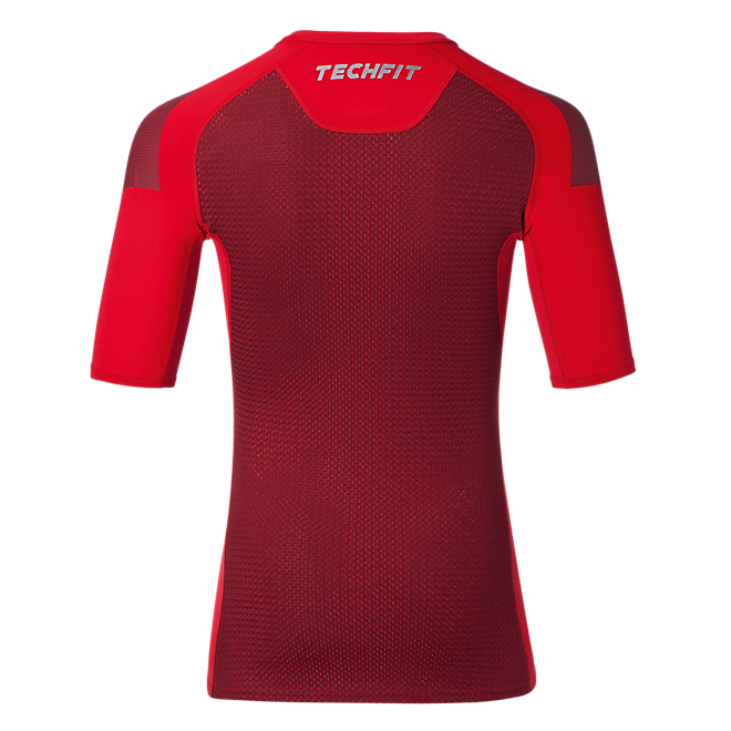 adidas Tech-Fit Short-Sleeve Shirt