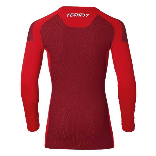 adidas Tech-Fit Long-Sleeve Shirt
