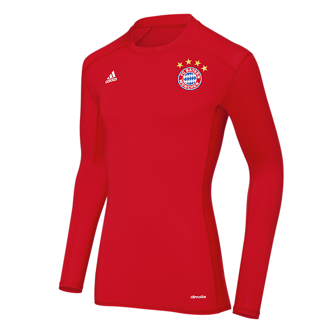 adidas Tech-Fit Langarm-Shirt