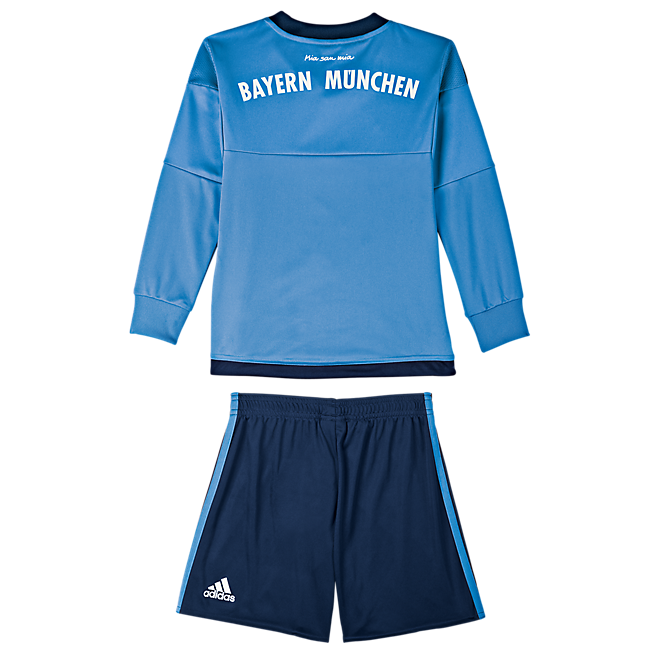 adidas Goalkeeper Shirt - Mini Kit