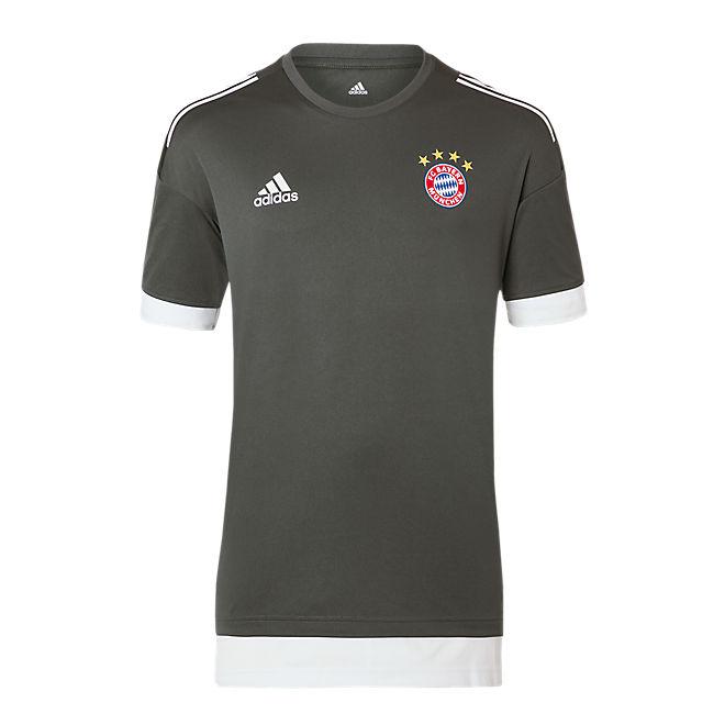 adidas trainings shirt schwarz