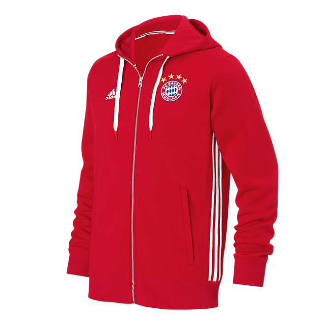 adidas Home Hoodie with Zipper Lifestyle
