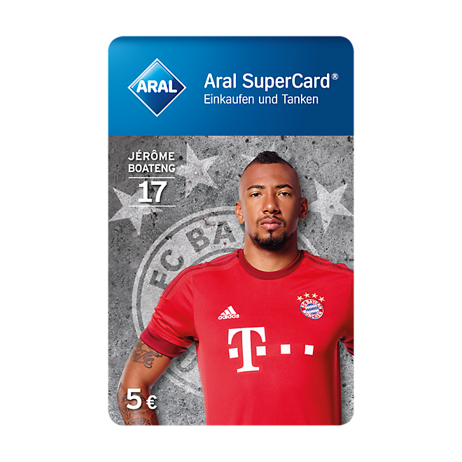 Aral SuperCard Boateng