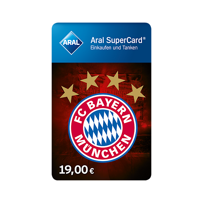 Aral SuperCard FCB-Logo