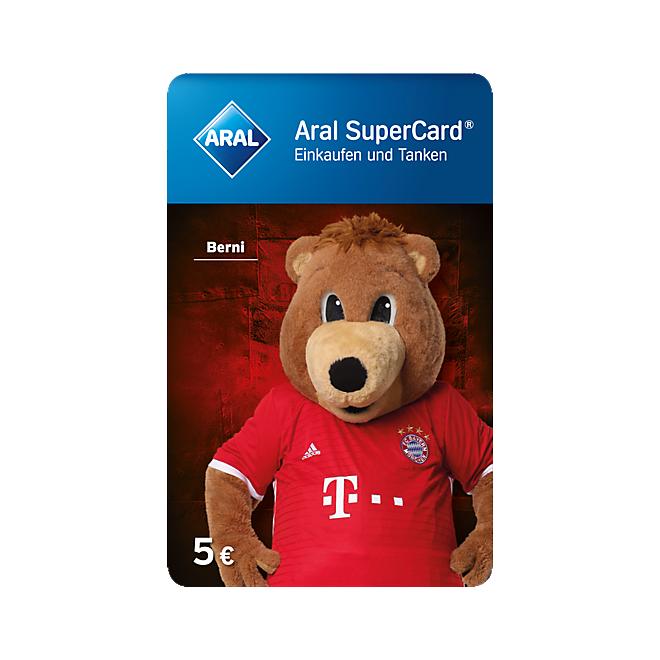 Aral SuperCard FCB-Maskottchen