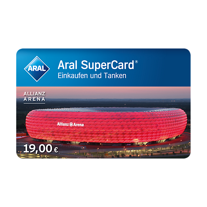 Aral SuperCard FCB-Stadium