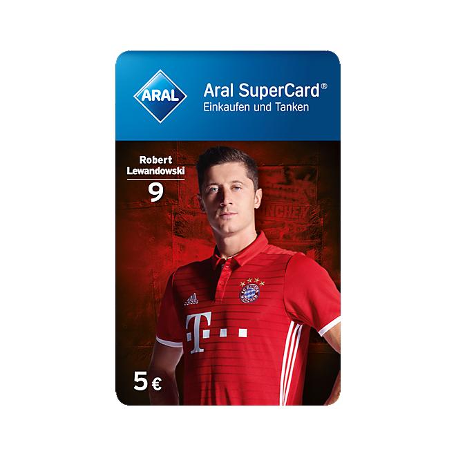Aral SuperCard Lewandowski