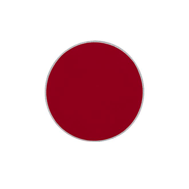 Adhesivo con el escudo cromado