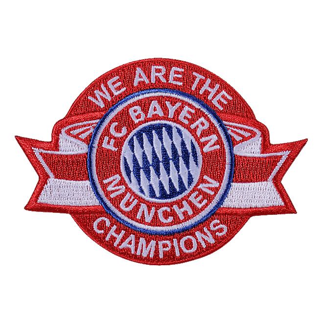Sew-On Champions