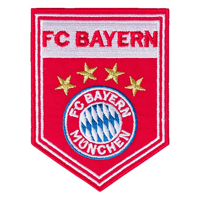 Aufnäher FC Bayern