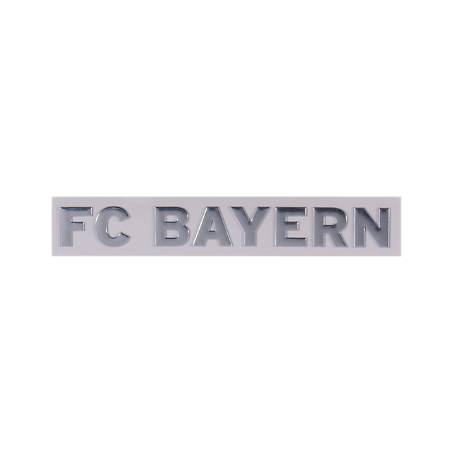 Car Sticker Chrom FC Bayern