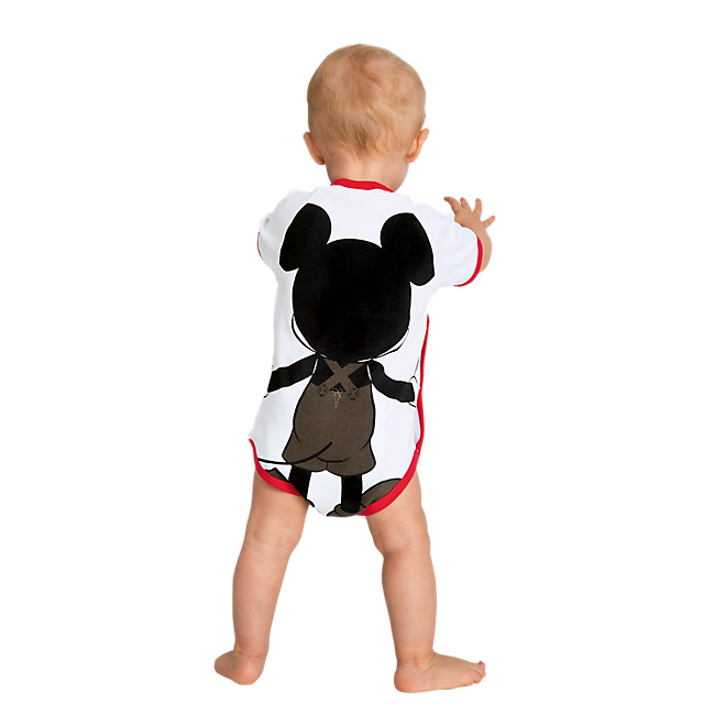 Baby Body Disney Mickey Mouse