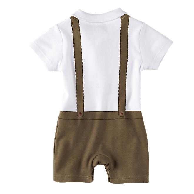 Babies Bodysuit Lederhosen