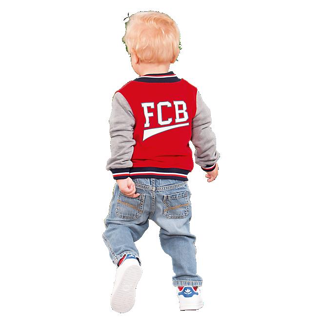 Baby Collegejacke FCB