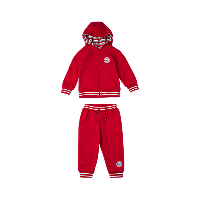 Baby Tracksuit Set Striped