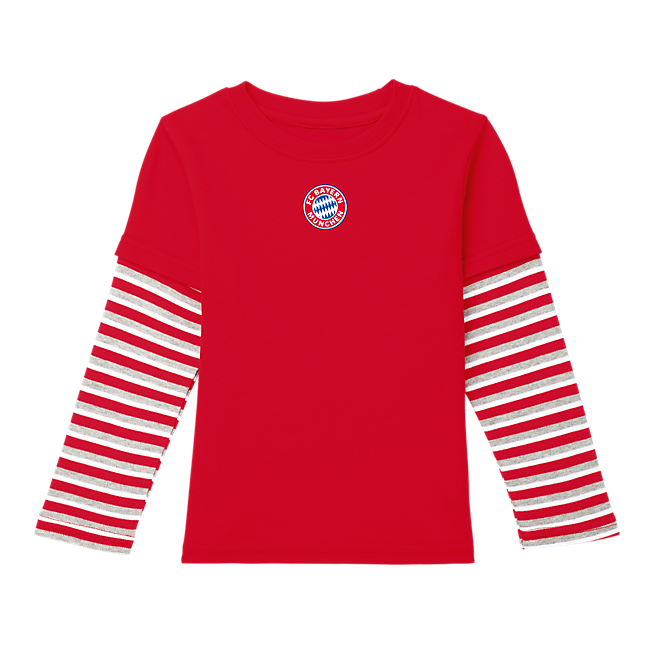 Baby Long-Sleeve Shirt Striped